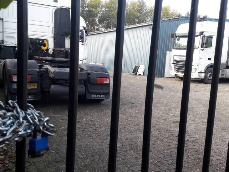 Pand in Oudenbosch voor langere tijd gesloten na controle coronamaatregelen