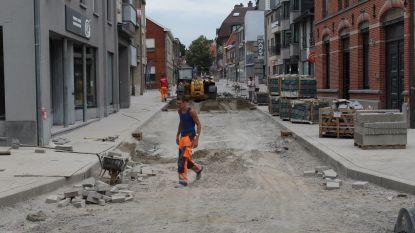 Werken centrum Aalter: as Stationsstraat-Lostraat gaat na bouwverlof weer open