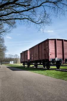 OM wil dat 'hamas hamas'-scanderende Schiedammer Westerbork bezoekt