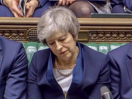 Motie van wantrouwen na historische nederlaag: de cruciale avond van May