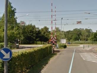 Spoorwegovergang Belgiëlaan de hele week 's nachts afgesloten