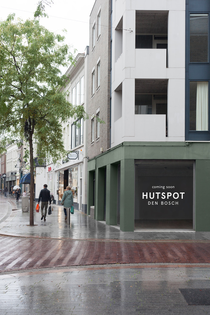 Impressie van Hutspot in de Orthenstraat