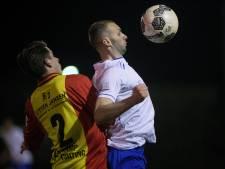 CSV Apeldoorn uitgeschakeld na strafschoppen