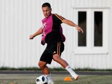 Belgen hopen dat Hazard zijn duivels ontbindt tegen Panama