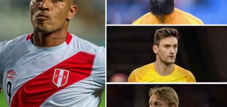 WK-tegenstanders sturen FIFA brief: hef coke-schorsing Guerrero op