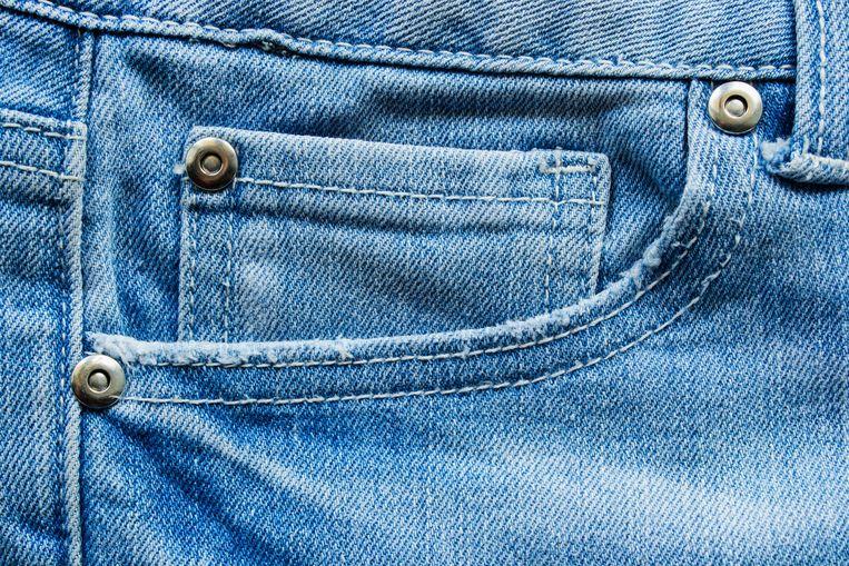 Deze klinknagels zullen binnenkort misschien niet meer gebruikt worden op jeans.