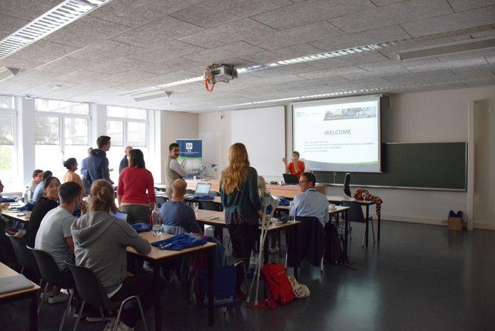 De 'Summer school on urban logistics' is een organisatie van de Universiteit Antwerpen.