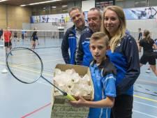 Wierdense badmintonclub Flits bestaat 50 jaar: veel meer dan een campingsport