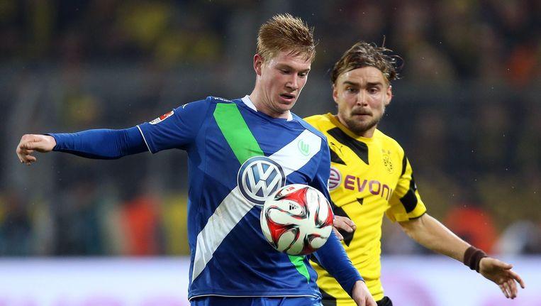 De sterke prestaties en statistieken van Kevin De Bruyne zijn ook de Duitse voetbalfans niet ontgaan...