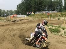 Motorcrossers Roy Gijsel en Boy Stockman kansrijk voor de titel in Axel