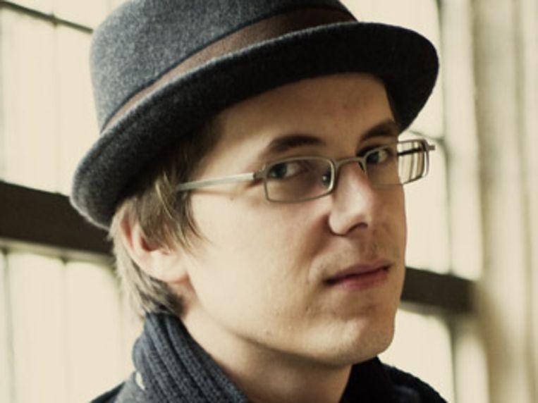 Filosoof en grappenmaker Maarten Boudry Beeld