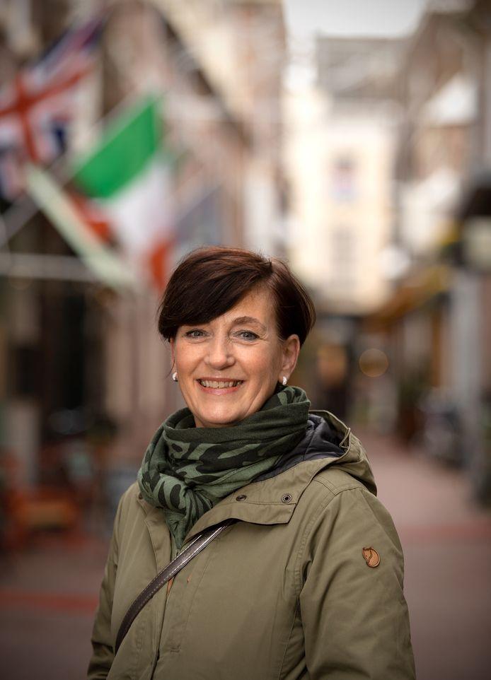 Jeanette van den Berg.