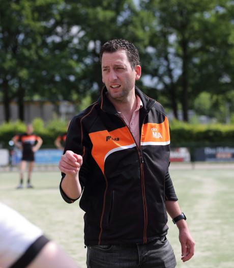 Wouter van Brenk vertrekt na dit seizoen bij korfbalclub MIA
