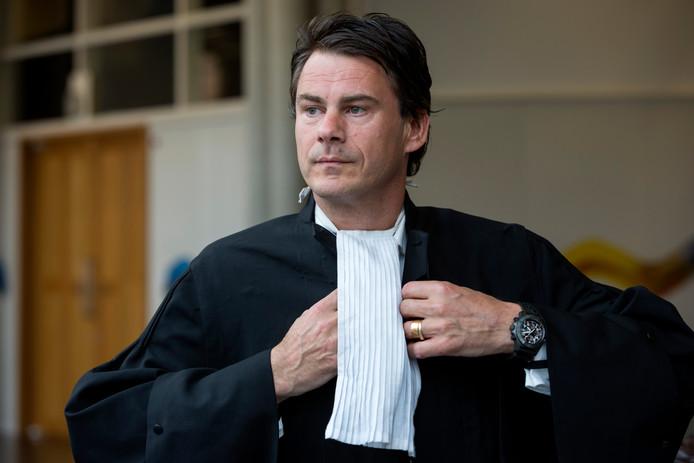Advocaat Jan-Hein Kuijpers.