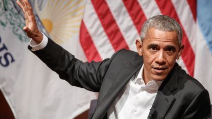 """""""Obamacare is populairder dan de president"""": Obama maakt zeldzame opmerking over Trump"""