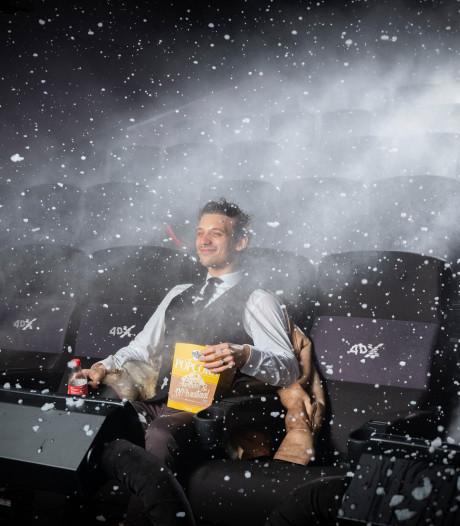 Vijf ultraluxe bioscopen: verrek, het sneeuwt