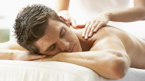 mannelijk geslacht massage video