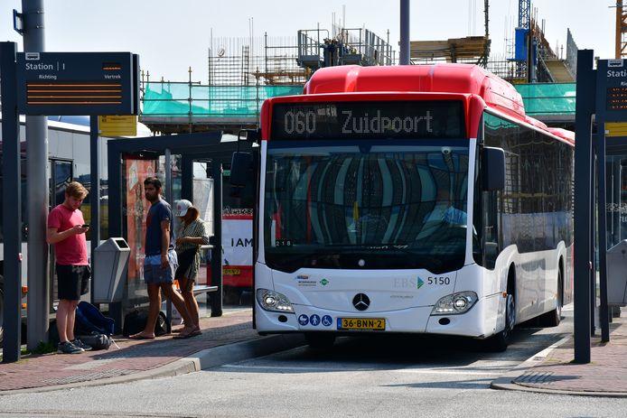 Eind augustus 2019 startte EBS met lijndiensten in de regio Westland-Haaglanden.
