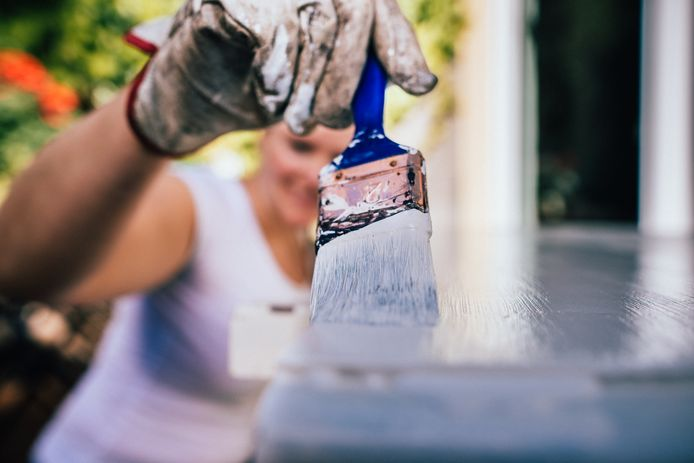 Plus que n'importe quelles autres tâches, les travaux de peinture d'intérieur nécessitent une bonne préparation.