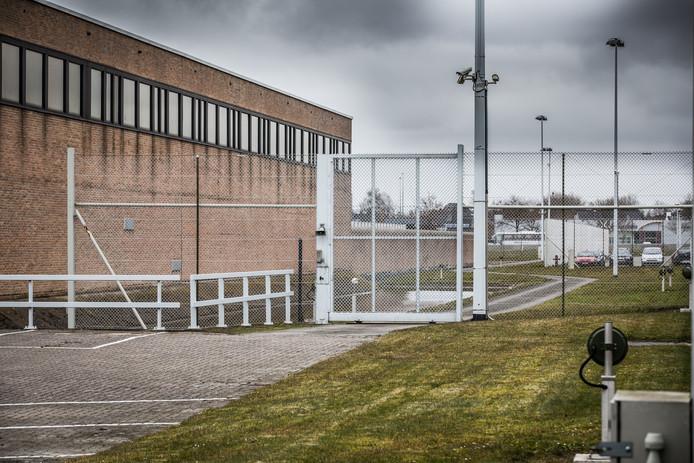 De drugs werden gevonden bij de man in de cel in de Brugse gevangenis.