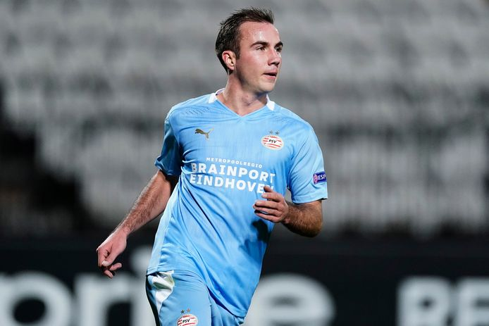 """,,Belangrijk zal zijn dat Mario Götze er in de Europa League weer bij is"""", stelt Jan Heintze."""