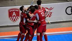 Indoor Red Lions blijven ondanks zwak EK bij de Europese elite