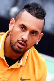 Nick Kyrgios déclare forfait pour Roland-Garros