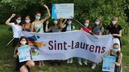 Operatie Proper levert Sint-Laurens 1.500 euro op