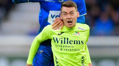 """Sander Coopman (KVO): """"Aan deze wedstrijd kan ik me optrekken"""""""