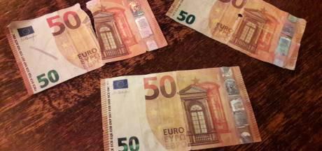 Horeca neemt maatregelen tegen vals geld met carnaval: 'Inkt liep van het biljet af'