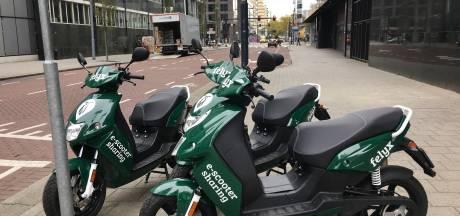 Stille auto's en scooters zijn een gevaar voor blinden