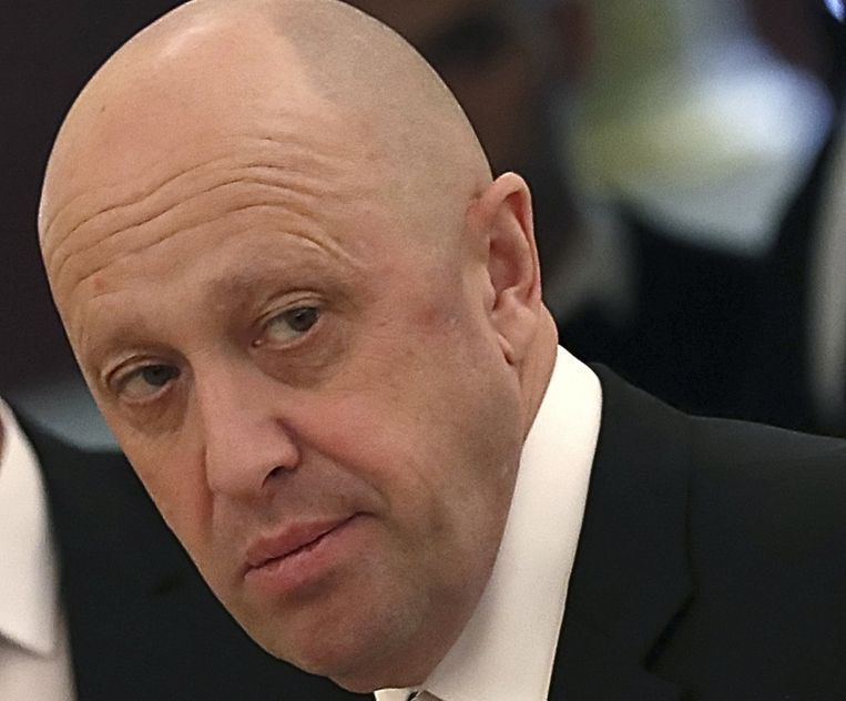 Yevgeny Prigozhin, volgens de Amerikanen de Rus achter Project Lakhta.