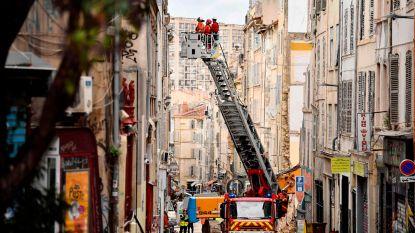 Al 183 gebouwen in Marseille geëvacueerd na recente instortingen