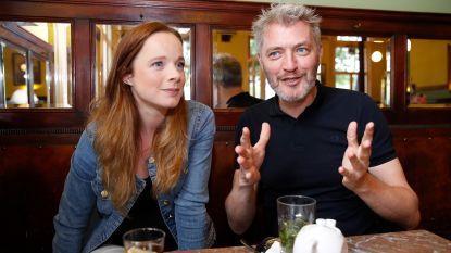 """Kürt Rogiers ('Familie') en hoogzwangere Daphne Paelinck ('Thuis') over giftige reacties van kijker: """"Ik kreeg een bericht: 'Ik hoop dat uw kind sterft!'"""""""