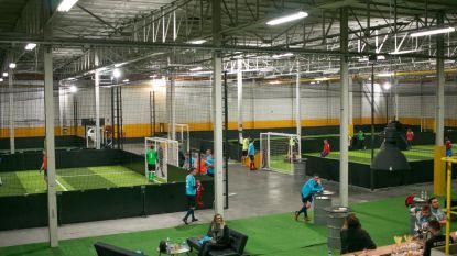 MF Soccer Arena opent deuren