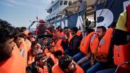 Honderdtal migranten vermist na schipbreuk voor de kust van Libië