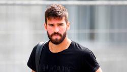 TransferTalk: Liverpool doet miljoenenbod op Alisson (en dat kan gevolgen hebben voor Mignolet én Courtois)