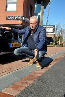 Zijn het nou kruispunten of uitritten op nieuw Damplein?