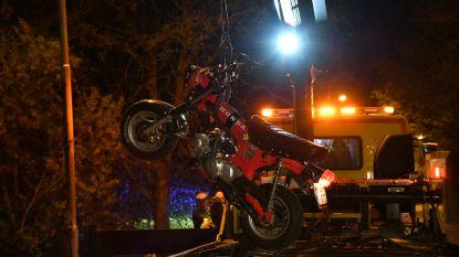 Bromfietser overleden bij ernstig ongeval in Oelegem