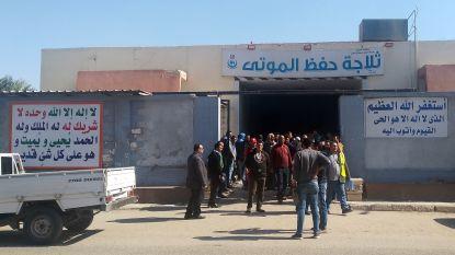 Minstens tien doden bij explosie in chemische fabriek in Egypte
