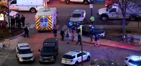 Vier doden bij schietpartij ziekenhuis Chicago