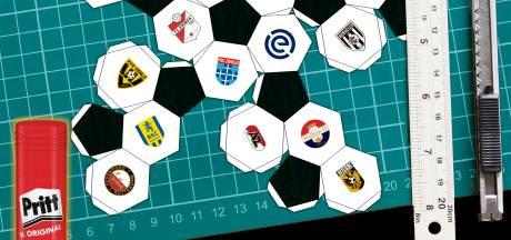 Overleg clubs met KNVB: het draait nu even om overeenkomst over centen