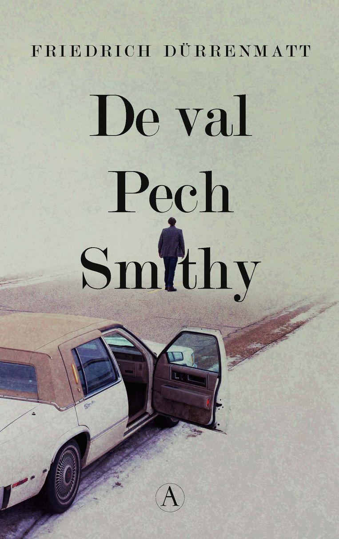 Het besproken boek Friedrich Dürrenmatt waarin het onheil al in het openingsverhaal op je af komt.  Beeld rv