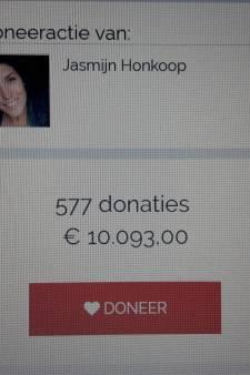Doneeractie Ellewoutsdijkse groot succes; In één dag 10.000 euro voor neergeschoten Groninger