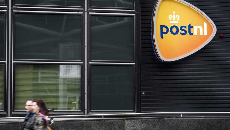 Het hoofdkantoor van PostNL. Beeld anp