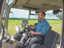 Boeren doen weinig tegen trekkerdiefstal