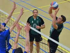 Volleyballers Kwiek snel klaar met BoneVia