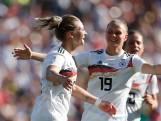 Oppermachtig Duitsland na ruime zege groepswinnaar