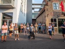 Bewoners nieuw wooncomplex en Duijsens in de clinch om lekkende muur