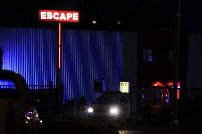 Eroscentrum Escape aan de Roerstraat in Doetinchem.